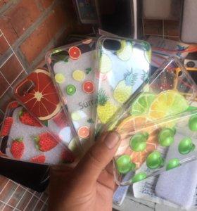 Чехлы iPhone 6-7