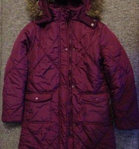 Пальто(синтепон)128-134
