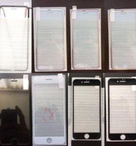 iPhone 7 защитные стекла