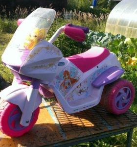 Моторашка для девочки-девочки))))