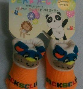 Корейские носочки