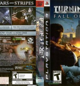 Игра Turning Point: Fall of Liberty (PS3)