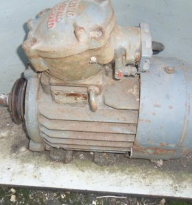 электродвигатель 7,5 квт.