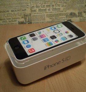 Продам iPhone 5C белый