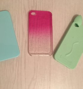 Чехлы на айфон iPhone 4