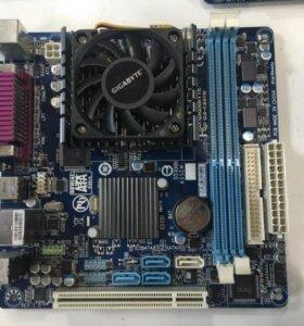 Материнская плата gigabyte GA-C807N