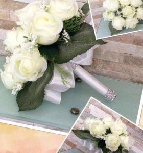 """Букет для невесты """" Розы"""""""