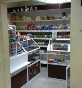 Магазин кондитерских изделий