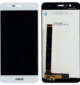 Модуль Asus LCD ZenFone 3 Max ZC520TL белый orig