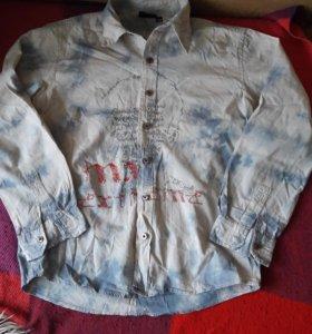 Рубашка рост 152