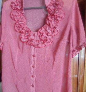 Блузка 48 размер даром