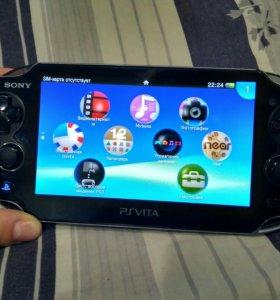Игровая приставка PS Vita