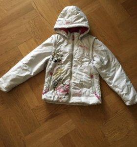 Куртка Luhta р.146 на девочку
