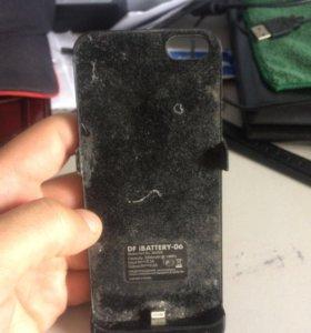 Айфон 5s Чахол зарядка