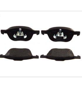 Передние тормозные колодки форд фокус 2 st