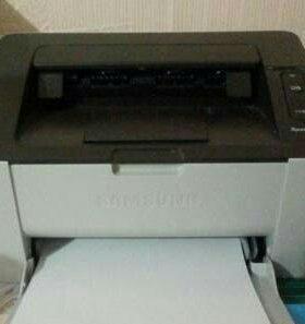Лазерный принтер, состояние новое