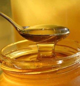 Продаю мёд свежий , цветочный цена за 3 л.