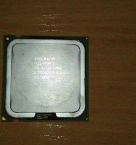 Центральный процессор Intel Ceperon D 2.53 GHz