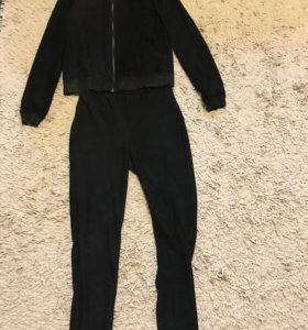 Велюровый костюм Intimissimi