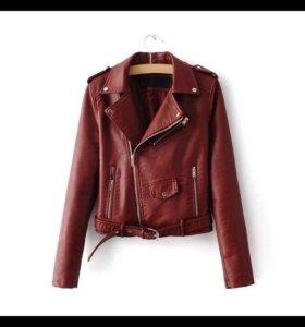 новая куртка-косуха