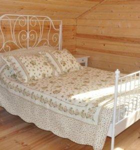 Новая кровать ИКЕА