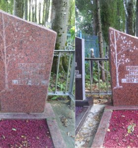 Реставрация гравировки на памятниках