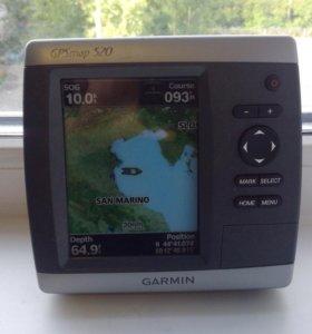 Корпус навигатора картплотера garmin gpsmap 520