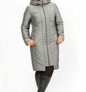 Пальто на 54раз