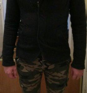 Пальто косуха мужское