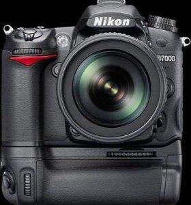 Nikon D7000 (официал)+ nikkor 16-85