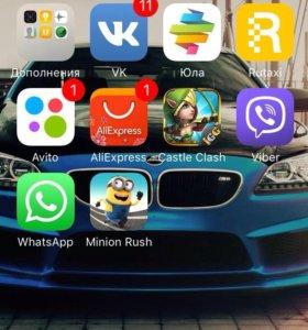 iPhone 5 16 gb черный