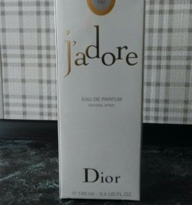 "Парфюмерная вода Christian Dior ""J'Adore"", 100 ml"