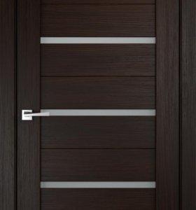 Цена комплекта двери эко шпон