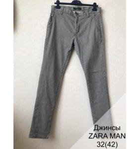 Джинсы ZARA MAN 32(42)