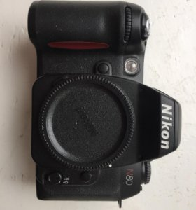 Nikon N80 body Пленочный фотоаппарат