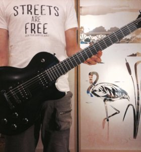 Gibson Les Paul Gothic Morte 2011
