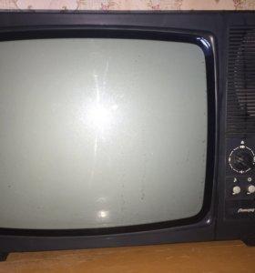 Новый телевизор Рекорд 1979