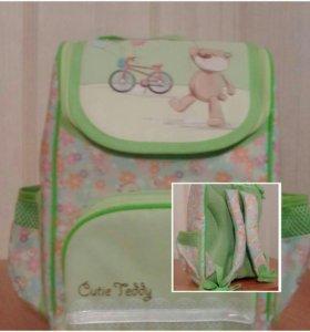 Рюкзак детский с ортопедической спинкой