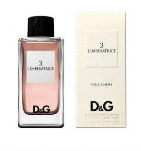 Dolce&Gabbana - № 3 L`imperatrice
