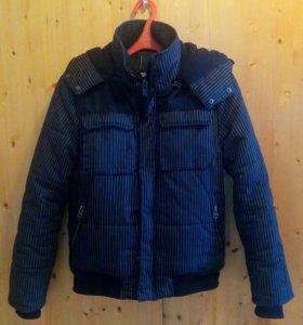 Куртка зимняя мужская 46-48р