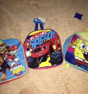 Рюкзак детский рюкзачок портфель
