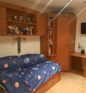 Комплект мебели для детской Лагуна фабр. Атлантида