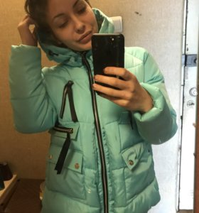 Куртка трансформер зимняя