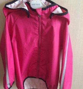 Курточка непромокаемая резиновая Reima