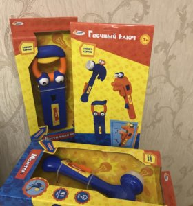 Фиксики игрушки
