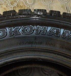 Зимняя шина, 265/60/18 идёт комплектом