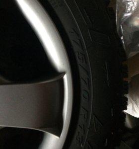 Колёса р13 4на100 зима пирелли