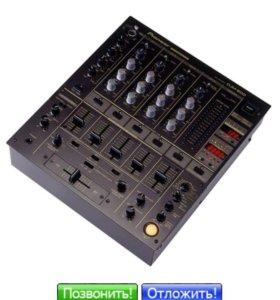 DJ-пульт pioneer DJM-600