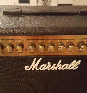 Гитарный комбо Marshall