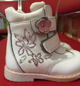 Осенние ботинки Том.М